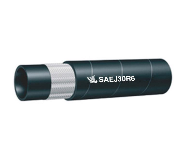 Fabric Reinforced Hydraulc Hose SAEJ30R6